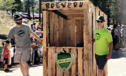 Brewery outhouse 2