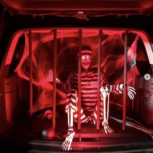 Skeleton Jail